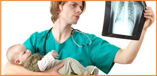 Причины срыгивания у грудничков