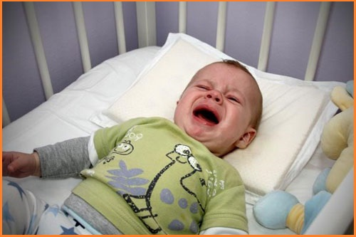 Как понять что болит у младенца