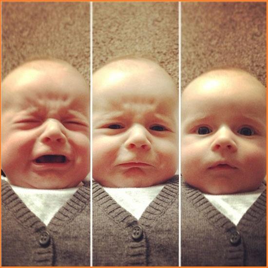Почему плачет ребенок