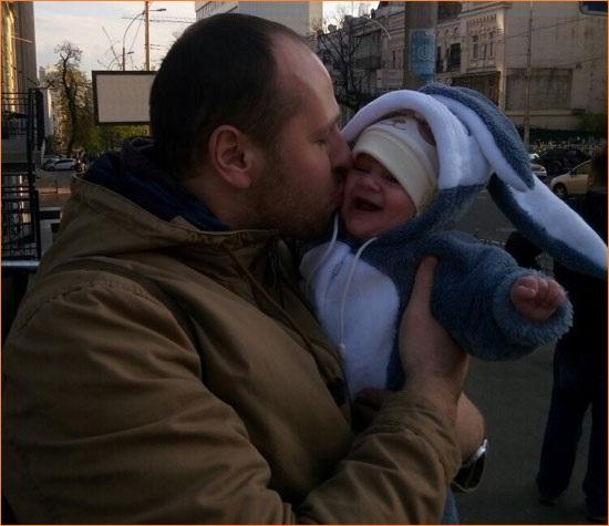 Отец для ребенка