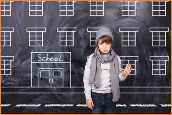 Переутомление школьников