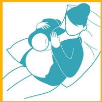 Кормление грудью после кесарева сечения