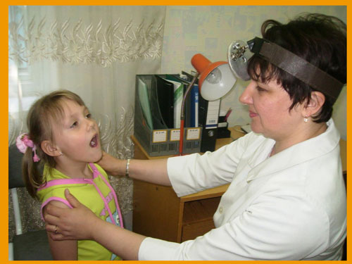 Болезни в детском саду