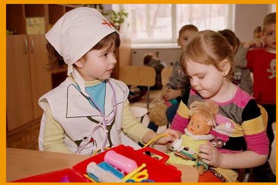 Детский сад и болезни