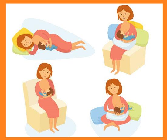 Чередование груди при кормлении