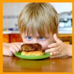 Детские блюда из фарша