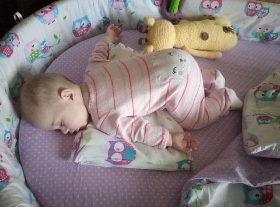 Ребенок спит, а у нас сбор вещей в самом разгаре