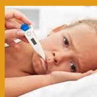 Повышение температуры у малыша