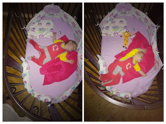 Спящая прима-балерина