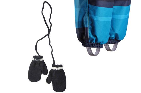 Резинки на обувь и перчатки