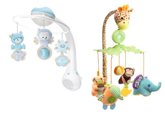 Вещи для малыша: Мобиль
