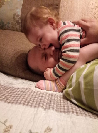 Дерзкое нападение на отцовский нос