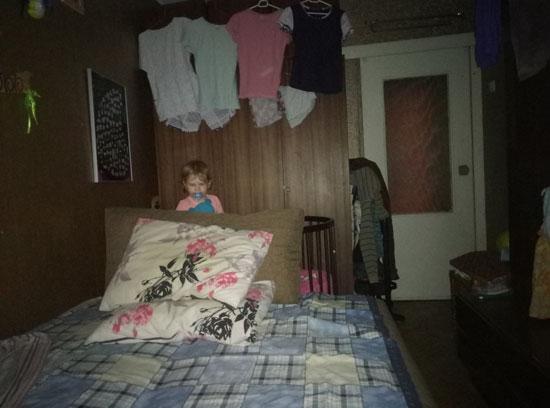 О, не спишь? А че это у тебя там за тетя голая в мониторе?