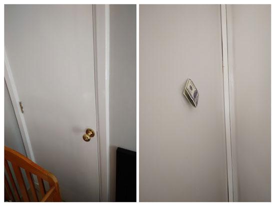 Открываешь дверь, а там...