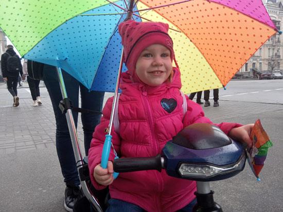 Зонтик действительно хорош.