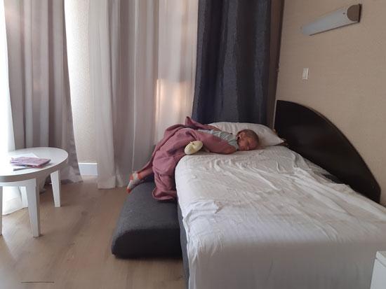 Естественная поза для сна